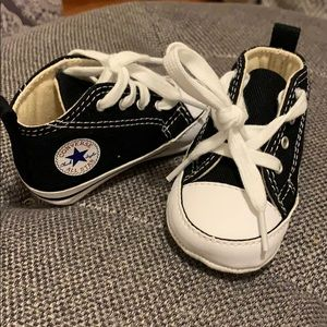 Converse Chuck Taylor First Star Baby/Infant Shoes